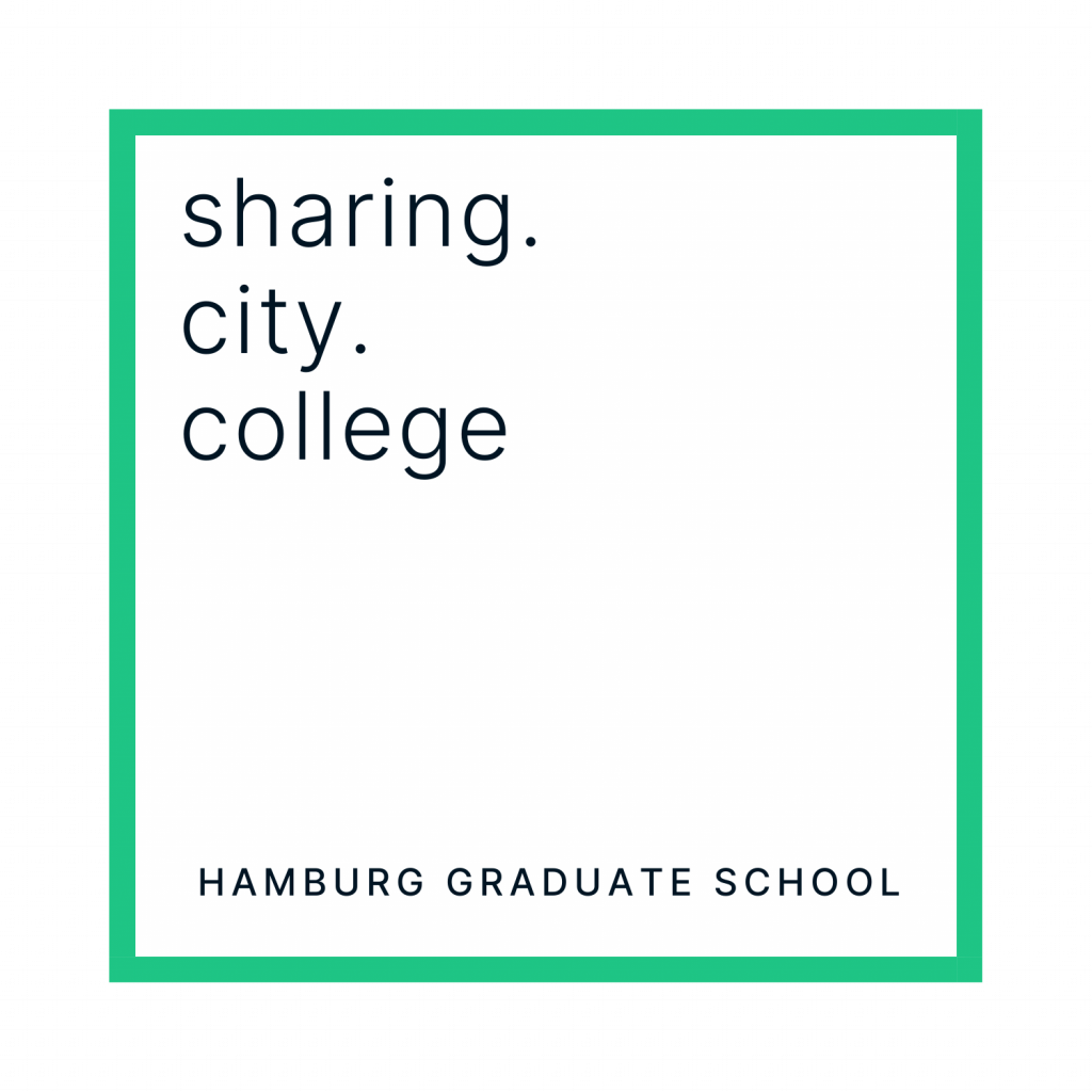 Logo des sharing city college von ahoi digital