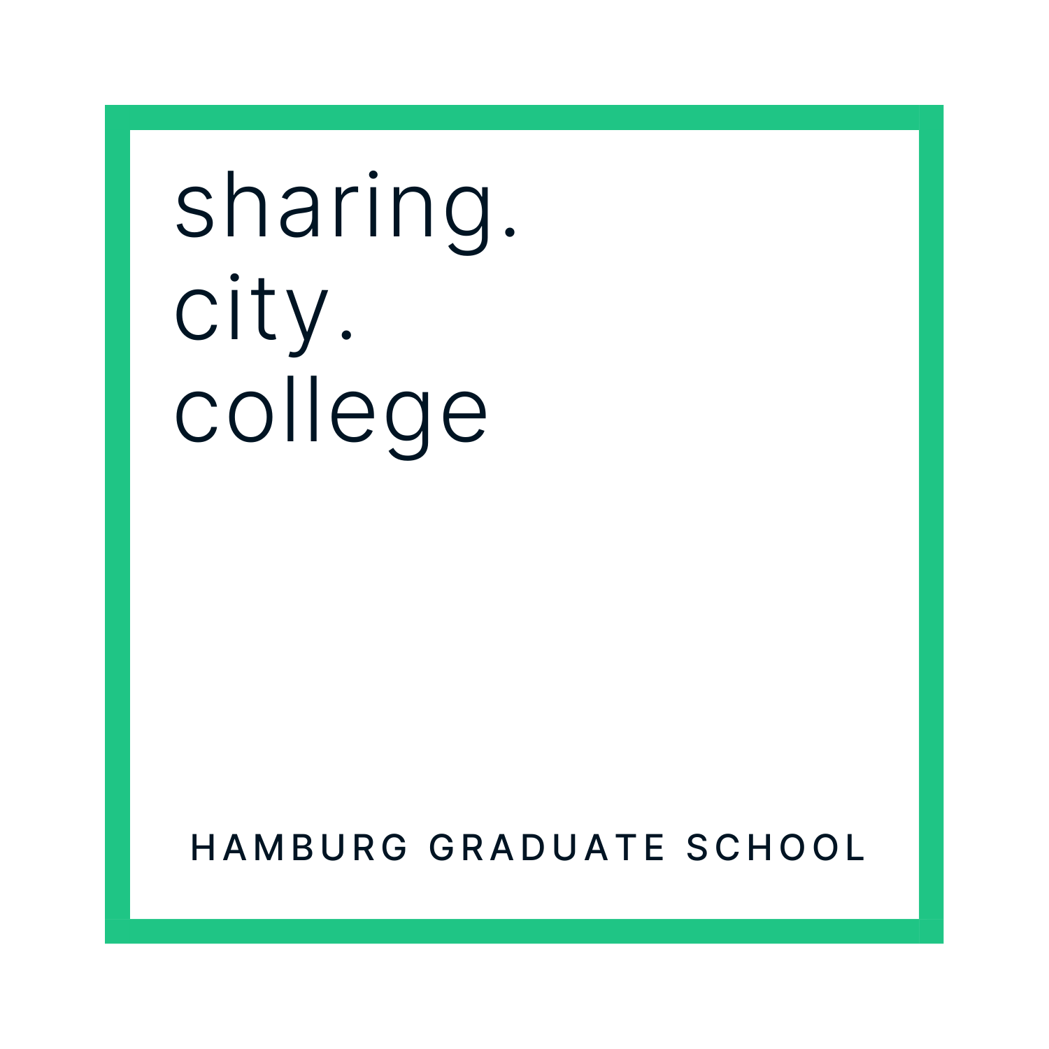 Logo des sharing city college von ahoi digital